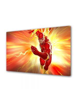 Tablou Canvas pentru Copii Animatie Lightning Strikes DC Universe Online