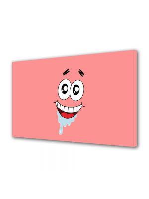Tablou Canvas pentru Copii Animatie Patrick Star