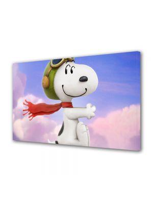 Tablou VarioView LED Animatie pentru copii Peanuts Snoopy