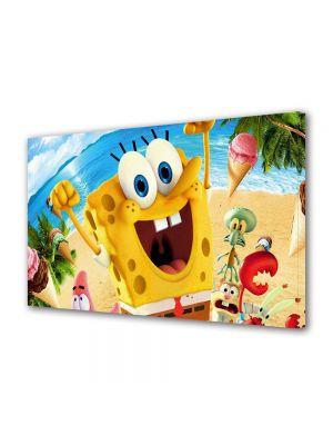 Tablou Canvas pentru Copii Animatie Spongebob 2015