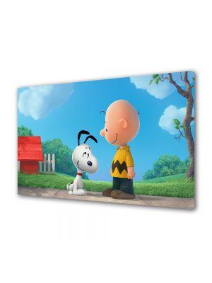 Tablou VarioView MoonLight Fosforescent Luminos in intuneric Animatie pentru copii Peanuts Film de Animatie