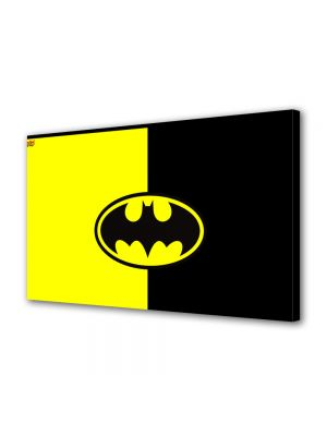 Tablou VarioView LED Animatie pentru copii Batman Ilustratie Sigla