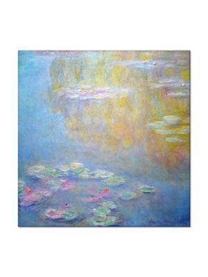 Tablou Arta Clasica Pictor Claude Monet Water Lilies 1908 80 x 80 cm