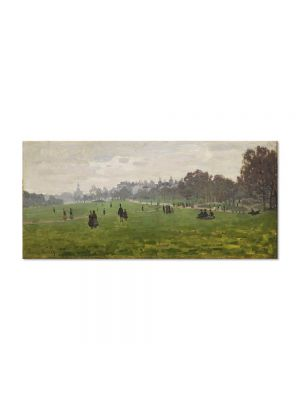Tablou Arta Clasica Pictor Claude Monet Green Park in London 1871 80 x 170 cm