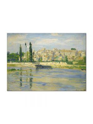 Tablou Arta Clasica Pictor Claude Monet Carrieres-Saint-Denis 1872 80 x 110 cm