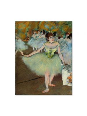 Tablou Arta Clasica Pictor Edgar Degas On Stage 1881 80 x 100 cm