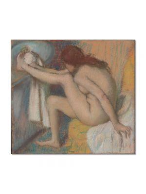 Tablou Arta Clasica Pictor Edgar Degas Woman Drying Her Foot 1885 80 x 90 cm