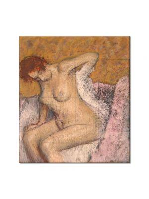 Tablou Arta Clasica Pictor Edgar Degas After the Bath 1895 80 x 90 cm