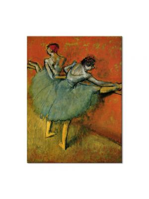 Tablou Arta Clasica Pictor Edgar Degas Dancers at the Barre 1905 80 x 100 cm