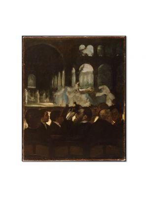 Tablou Arta Clasica Pictor Edgar Degas The Ballet from