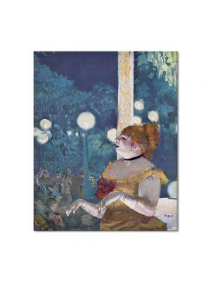 Tablou Arta Clasica Pictor Edgar Degas The Cafe Concert. The Song of the Dog 1877 80 x 100 cm