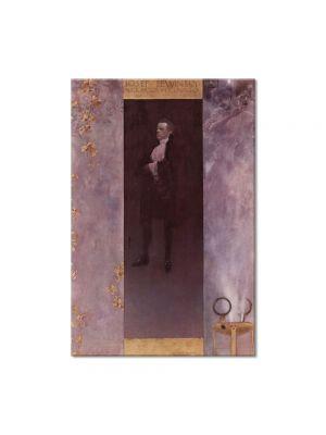 Tablou Arta Clasica Pictor Gustav Klimt Actor Josef Lewinsky as Carlos 1895 80 x 120 cm