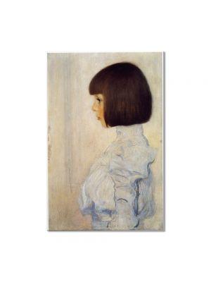 Tablou Arta Clasica Pictor Gustav Klimt Portrait of Helene Klimt 1898 80 x 120 cm