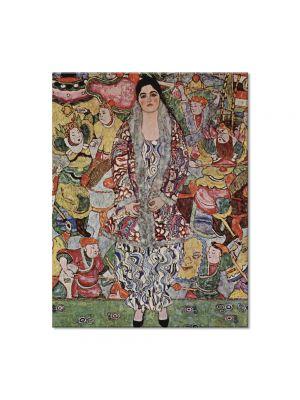 Tablou Arta Clasica Pictor Gustav Klimt Death and Life 1916 80 x 120 cm