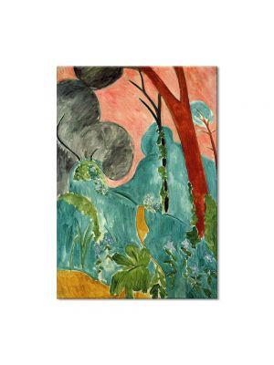Tablou Arta Clasica Pictor Henri Matisse Moraccan Garden 1912 80 x 100 cm
