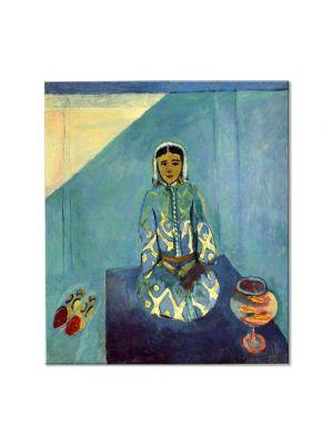 Tablou Arta Clasica Pictor Henri Matisse Zorah on the Terrace 1912 80 x 90 cm