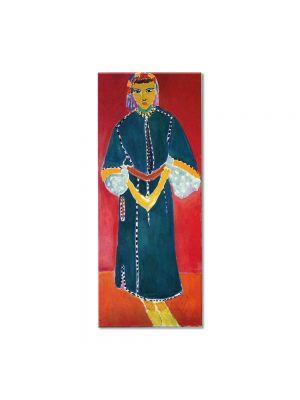 Tablou Arta Clasica Pictor Henri Matisse Zorah Standing 1912 80 x 30 cm