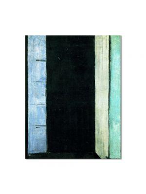 Tablou Arta Clasica Pictor Henri Matisse French Window at Collioure 1914 80 x 100 cm