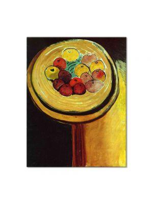 Tablou Arta Clasica Pictor Henri Matisse Apples 1916 80 x 100 cm