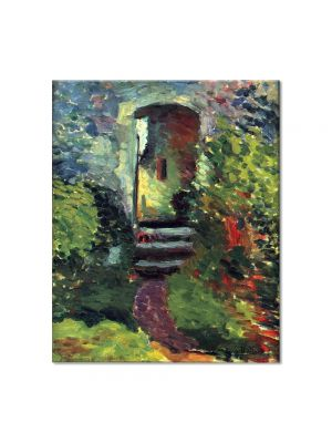 Tablou Arta Clasica Pictor Henri Matisse The Little Gate of the Old Mill 1898 80 x 100 cm