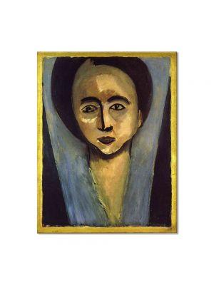 Tablou Arta Clasica Pictor Henri Matisse Portrait of Saul Stein 1916 80 x 100 cm