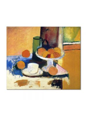Tablou Arta Clasica Pictor Henri Matisse Still Life with Oranges 1899 80 x 90 cm