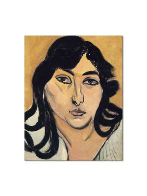 Tablou Arta Clasica Pictor Henri Matisse Laurette with Long Locks 1917 80 x 100 cm