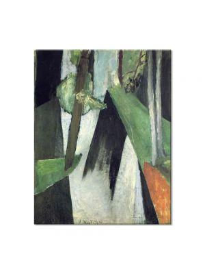 Tablou Arta Clasica Pictor Henri Matisse Shaft of Sunlight, the Woods of Trivaux 1917 80 x 100 cm