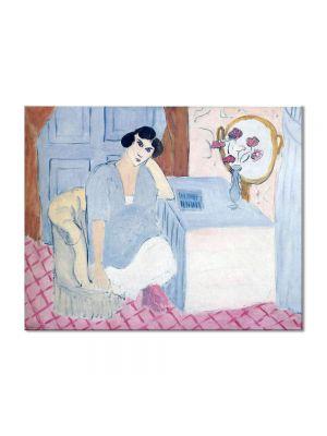 Tablou Arta Clasica Pictor Henri Matisse The Inattentive Reader 1921 80 x 100 cm