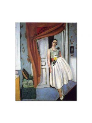 Tablou Arta Clasica Pictor Henri Matisse Sylphide 1919 80 x 100 cm