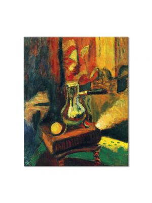 Tablou Arta Clasica Pictor Henri Matisse Still Life with Chocolate Pot 1900 80 x 90 cm