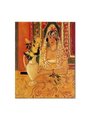Tablou Arta Clasica Pictor Henri Matisse Woman 1919 80 x 100 cm