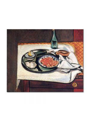 Tablou Arta Clasica Pictor Henri Matisse Still Life with Shellfish 1920 80 x 100 cm
