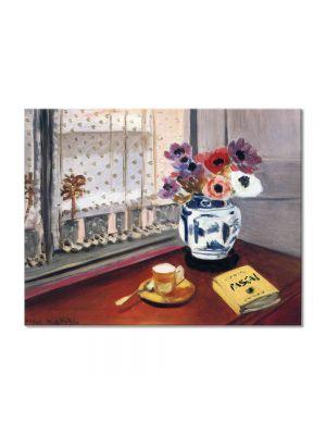 Tablou Arta Clasica Pictor Henri Matisse Pascal's Pensees 1924 80 x 100 cm