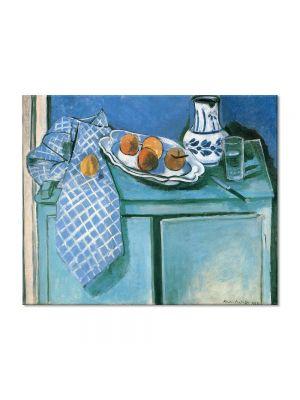 Tablou Arta Clasica Pictor Henri Matisse Still Life with Green Buffet 1928 80 x 100 cm