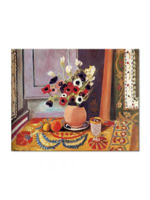 Tablou Arta Clasica Pictor Henri Matisse Still Life 1903 80 x 100 cm