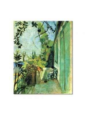 Tablou Arta Clasica Pictor Henri Matisse The Terrace, St. Tropez 1904 80 x 100 cm