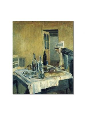 Tablou Arta Clasica Pictor Henri Matisse The Maid 1896 80 x 90 cm