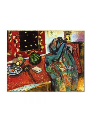 Tablou Arta Clasica Pictor Henri Matisse Still Life with a Red Rug 1906 80 x 100 cm
