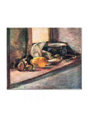 Tablou Arta Clasica Pictor Henri Matisse Blue Pot and Lemon 1897 80 x 100 cm