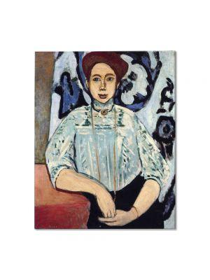 Tablou Arta Clasica Pictor Henri Matisse Greta Moll 1908 80 x 100 cm