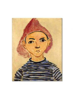 Tablou Arta Clasica Pictor Henri Matisse Portrait of Pierre Matisse 1909 80 x 100 cm