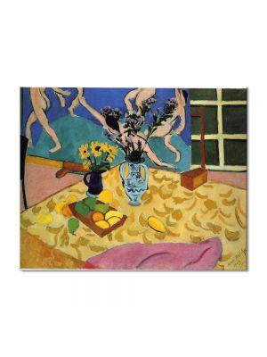 Tablou Arta Clasica Pictor Henri Matisse Still Life with 'Dance' 1909 80 x 100 cm