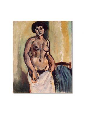 Tablou Arta Clasica Pictor Henri Matisse Nude. Study 1908 80 x 90 cm
