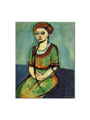 Tablou Arta Clasica Pictor Henri Matisse Olga Merson 1910 80 x 100 cm