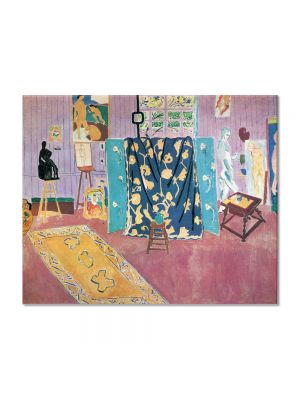 Tablou Arta Clasica Pictor Henri Matisse The Pink Studio 1911 80 x 100 cm