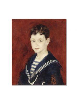 Tablou Arta Clasica Pictor Pierre-Auguste Renoir Fernand Halphen as a Boy 1880 80 x 90 cm