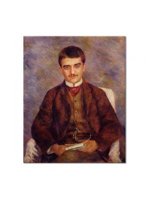 Tablou Arta Clasica Pictor Pierre-Auguste Renoir Joseph Durand-Ruel 1882 80 x 90 cm