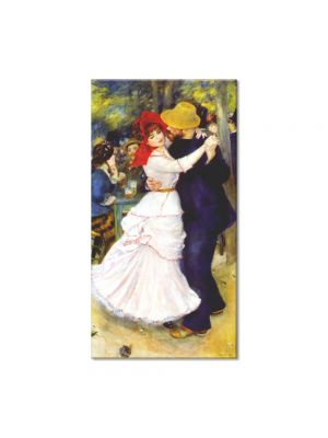 Tablou Arta Clasica Pictor Pierre-Auguste Renoir Dance at Bougival 1883 80 x 40 cm