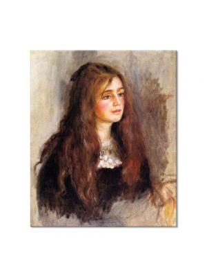 Tablou Arta Clasica Pictor Pierre-Auguste Renoir Julie Manet 1894 80 x 90 cm